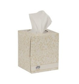 TORK Facial Tissue, Tork Premium Facial Tissue Cube Box 36/94ct. Case