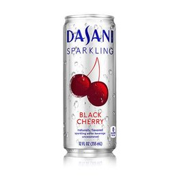 Dasani Dasani, Sparkling Black Cherry 24ct 12oz