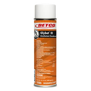 Betco Betco Glybet Disinfectant Citrus Scent Non-Foam 12ct. Case