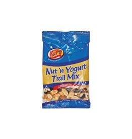 KAR NUT PRODUCTS COMPANY Kars, Nut n Yogurt Trail Mix 48/2oz. Case