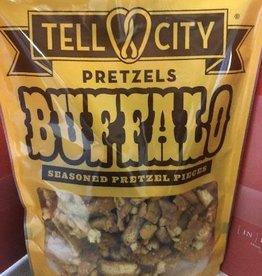 Tell City Tell City Pretzels, Buffalo Peices Bag