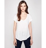 Winser London WL- Pure Linen T-Shirt