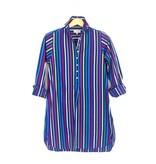 Flats Swiss Shirt - FIC- Rainbow Stripe