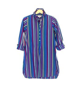 Flats Swiss Shirt - FIC- Rainbow Stripe