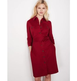 Winser London WL- Cotton Poplin Shirt Dress