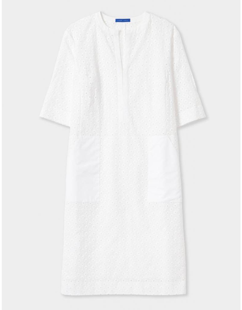 Winser London WL- Broderie Anglaise Shift Dress