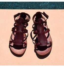 Gladiator Leather Sandal