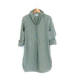 Flats Swiss Shirt - FIC- Green/Black Check