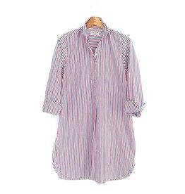 Flats Swiss Shirt - FIC- Red/White/Blue Stripes