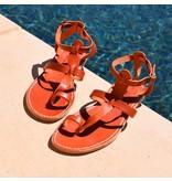 Nefertiti Leather Sandal