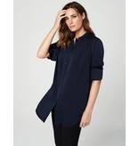 Winser London WL- Silk Long Sleeve Tunic