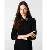 Winser London WL- Detachable Collar Shift Dress