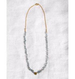Anna Von Hellens AVH- #19 Sapphire 22K Necklace