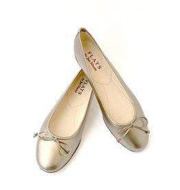 ALICE Ballerina- Nappa Pewter