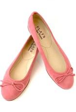 ALICE Ballerina- Suede Peony