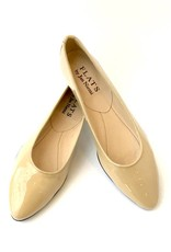 ALICE Ballerina- Patent Camel Point Toe