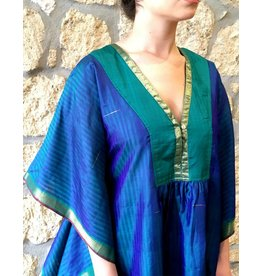 Anna Von Hellens AVH- Caftan Kanchipuram Silk #4