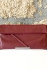 Gianni Chiarini GC-5235- Leather Clutch Red