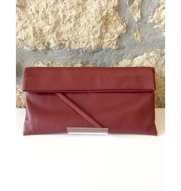 Gianni Chiarini GC-5235- Leather Clutch Red