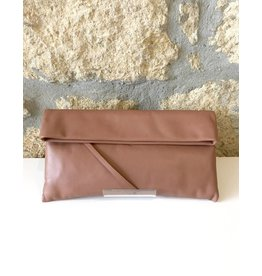 Gianni Chiarini GC-5235- Leather Clutch Copper