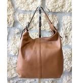 Gianni Chiarini GC- 4821- Buckle Strap Hobo Bag