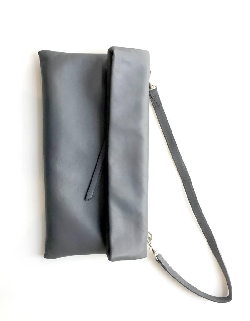 Gianni Chiarini GC-5235- Leather Clutch Salmon