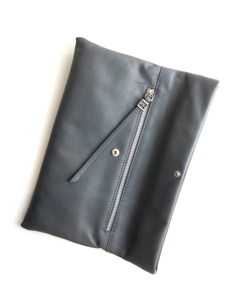 Gianni Chiarini GC-5235- Leather Clutch Ocher