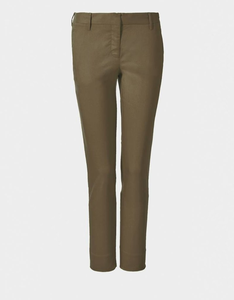 Winser London WL- Cotton Twill Straight Leg Pant