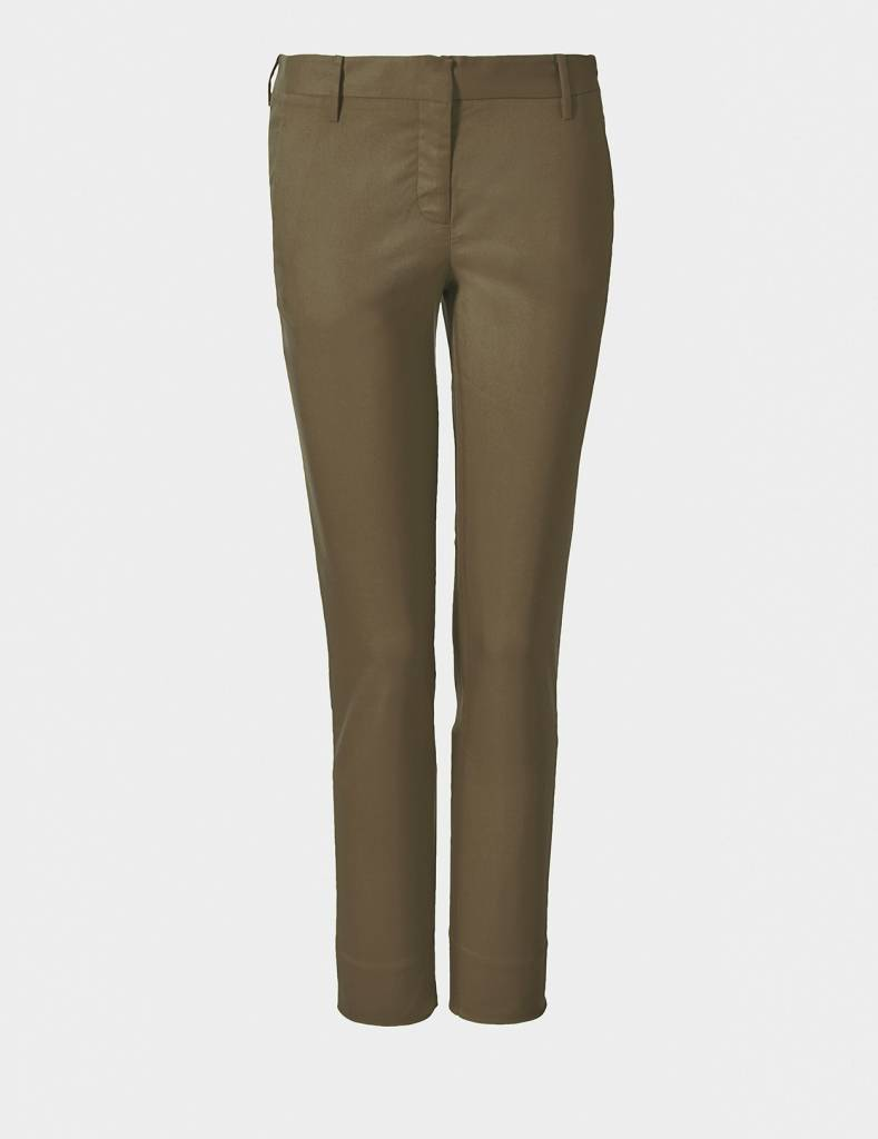 Winser London WL- Cotton Twill Straight Leg Pant
