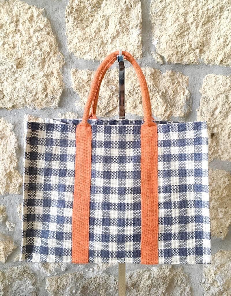 Flats Market Bag Check