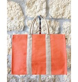 Flats Market Bag Orange
