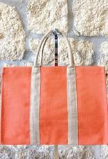 Flats Market Bag Orange