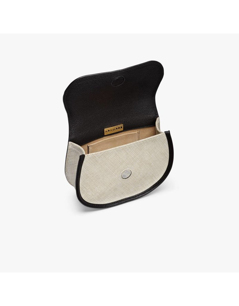 Hayward Benny Belt Bag- Crosshatch