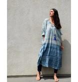 Anna Von Hellens AVH- SS17 Sofiki Caftan Tussar Silk #27