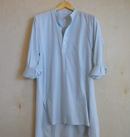 Flats Matisse Tunic- Ice Blue
