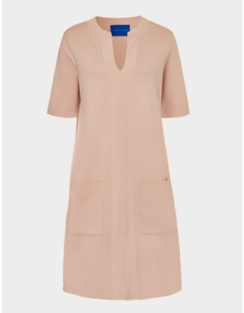Winser London WL- Milano Cotton Shift Dress