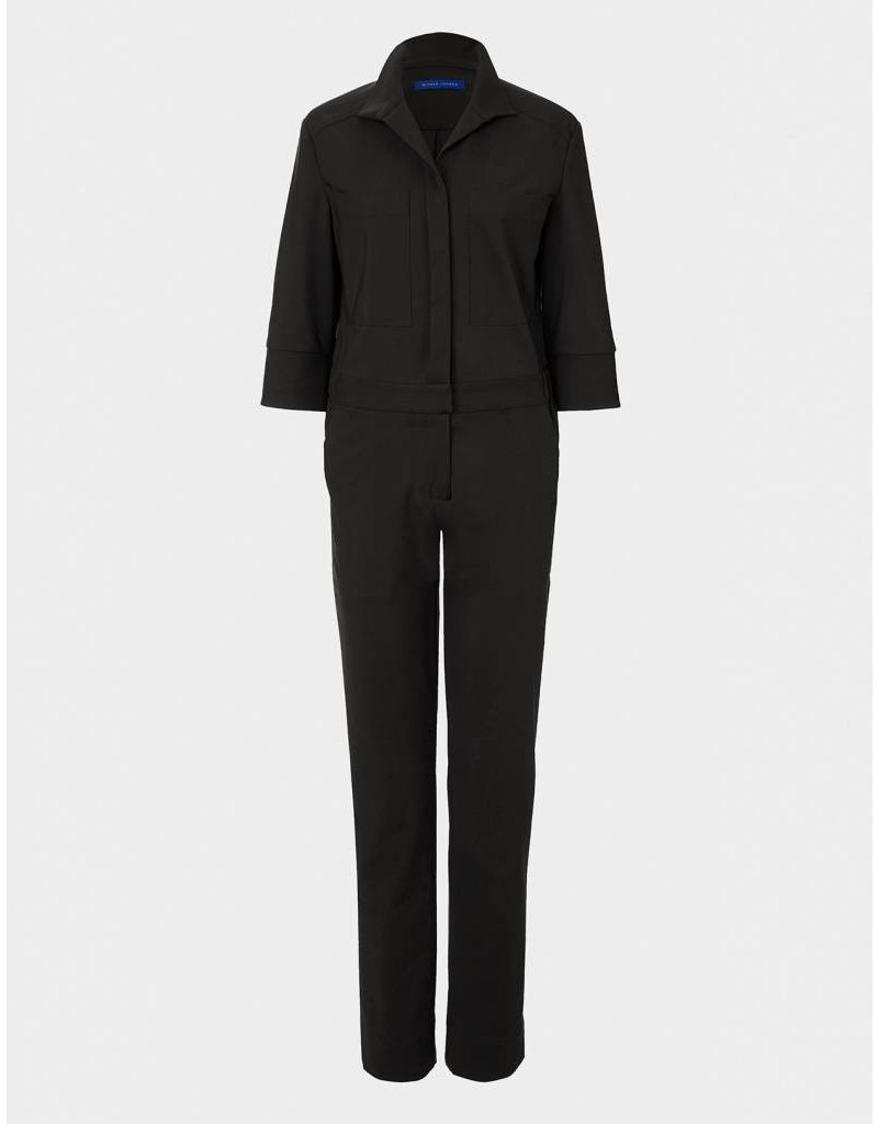 Winser London WL- Cotton Twill Utility Jumpsuit
