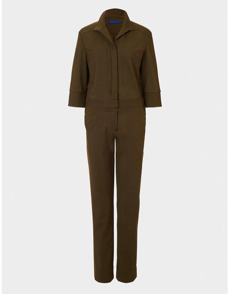 Winser London WL- Cotton Twill Jumpsuit