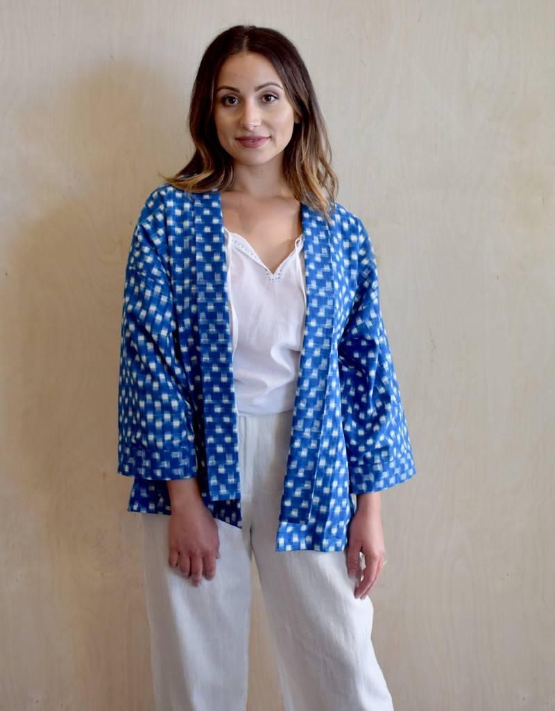 Flats Kimono Jacket