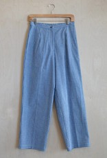 Flats Roma Pant Check
