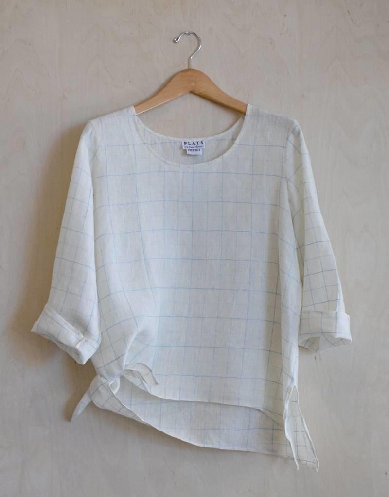 Flats Linen Top Pattern