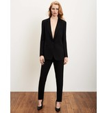 Winser London Satin-Back Trouser