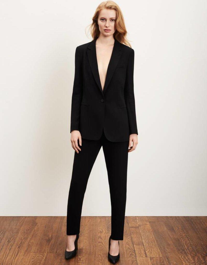 Winser London Satin-Back Trouser