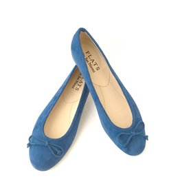ALICE Ballerina- Suede Royal