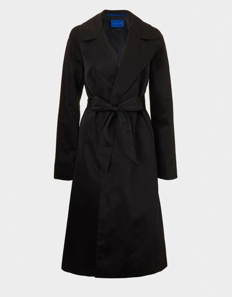 Winser London WL- A Line Long Trench Coat