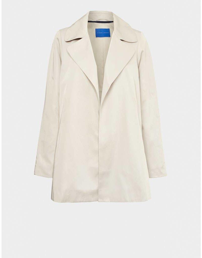 Winser London WL- A Line Short Trench Coat