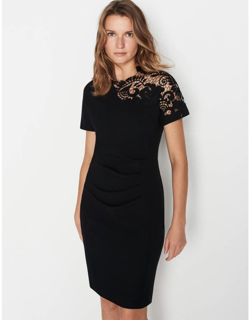 Winser London WL-Miracle Guipure Lace Dress