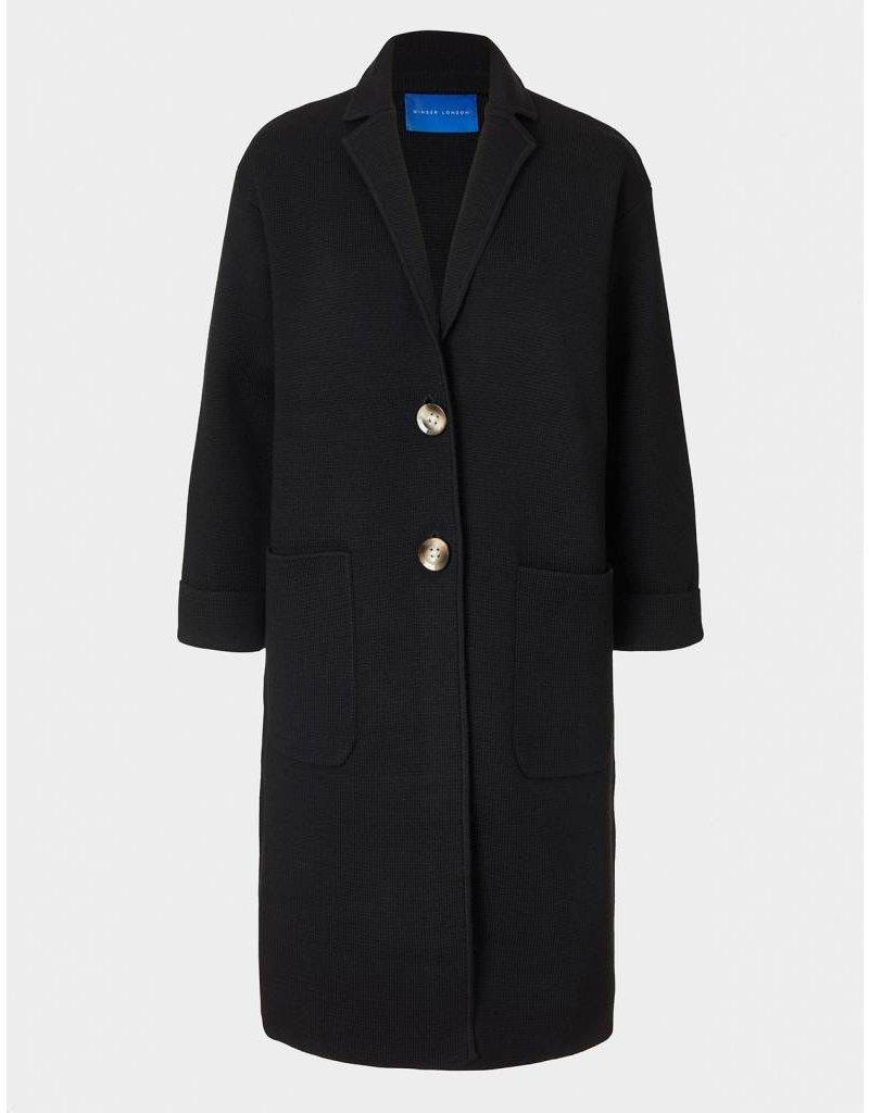Winser London Milano Wool Car Coat