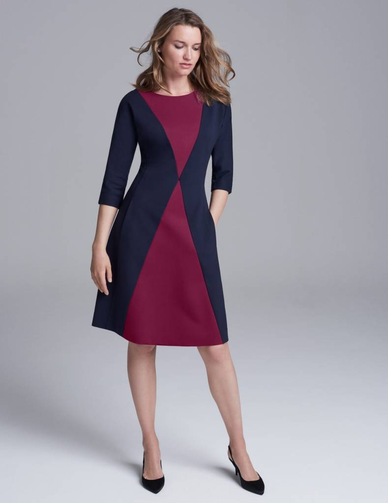Winser London WL-Miracle Flared Dress