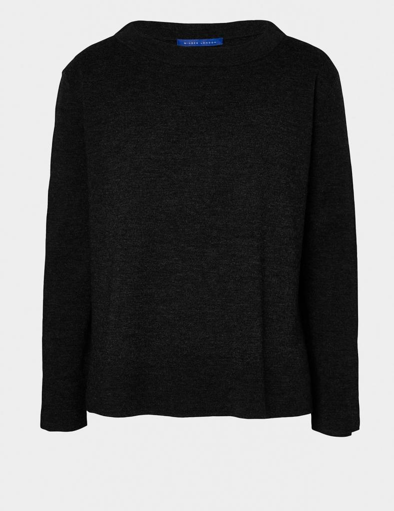 Winser London WL-Merino Wool Audrey Jumper